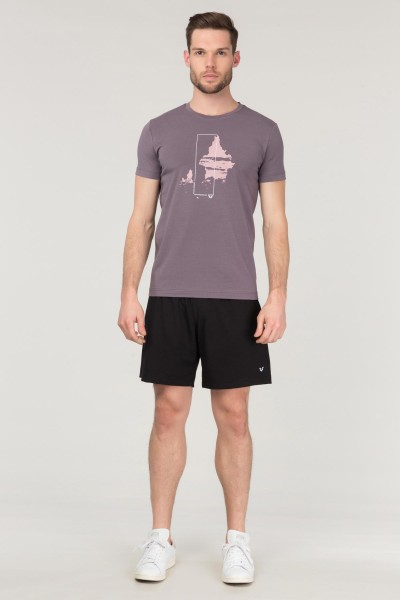 BİLCEE - Bilcee Pamuklu Erkek T-Shirt FS-1682 (1)