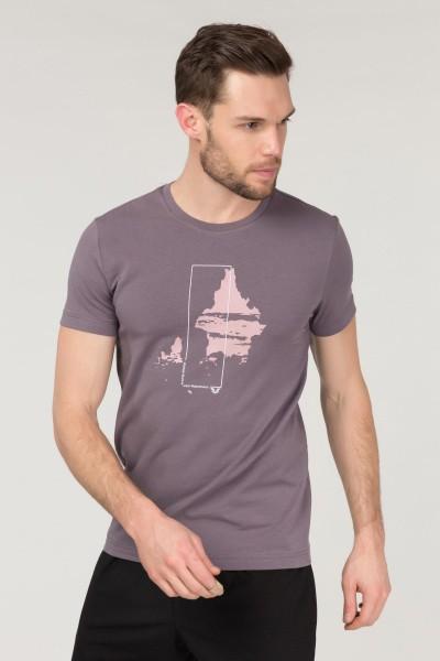 BİLCEE - Bilcee Pamuklu Erkek T-Shirt FS-1682