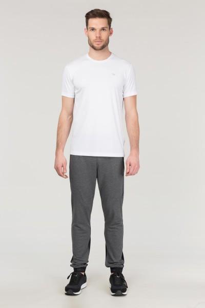 BİLCEE - Bilcee Beyaz Antrenman Erkek T-Shirt FS-1683 (1)