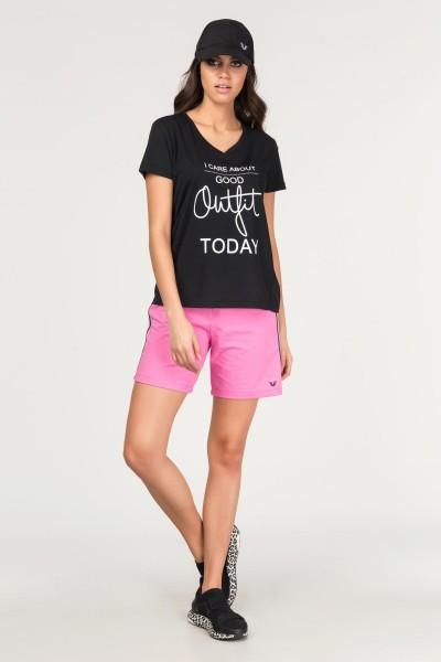 BİLCEE - Bilcee Kadın Antrenman T-Shirt FS-1751 (1)
