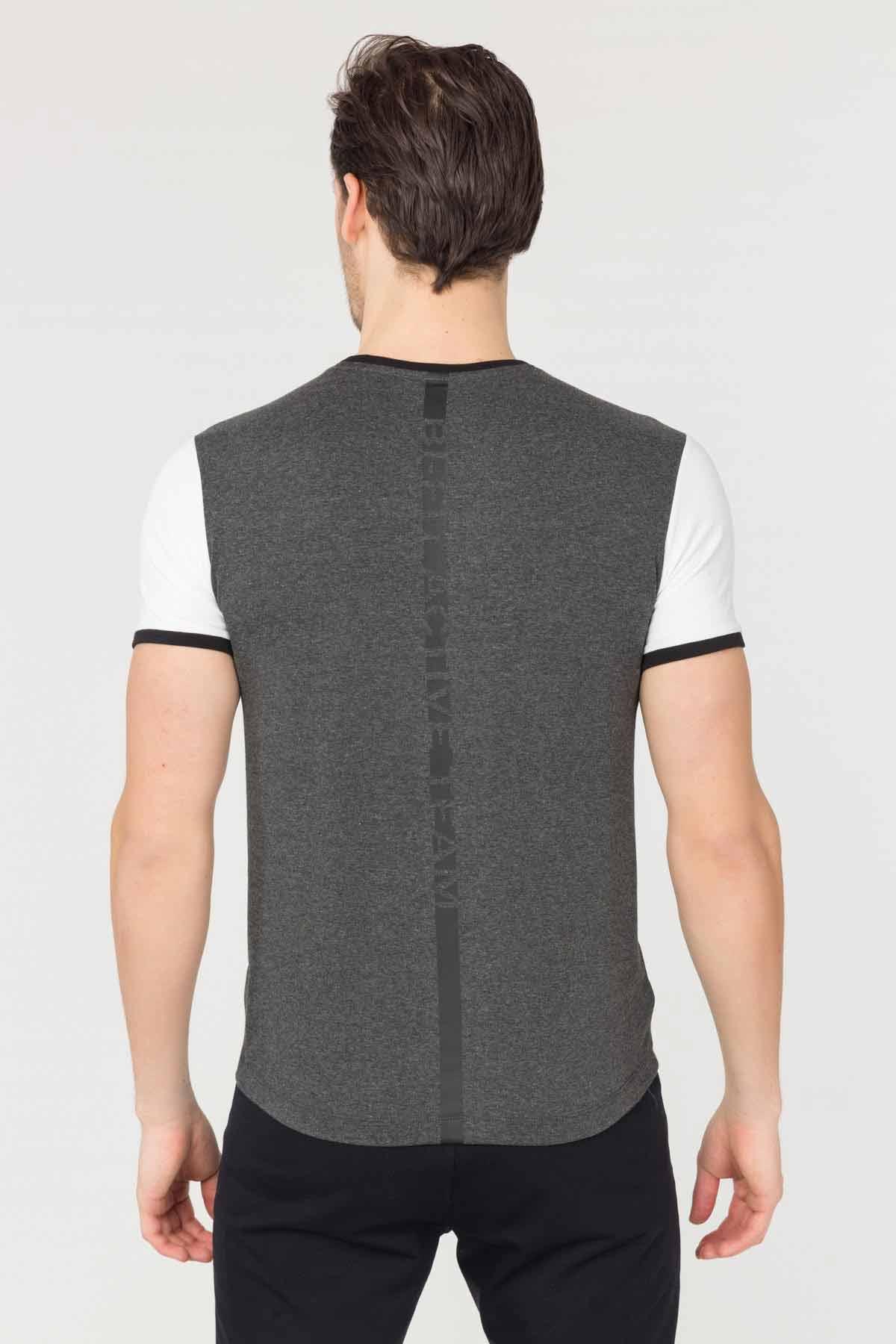 Bilcee Erkek Pamuklu T-Shirt FS-1762