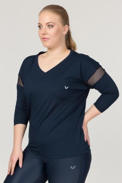 - Bilcee Büyük Beden Kadın T-Shirt FS-1769