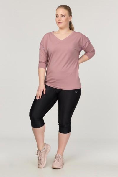 - Bilcee Büyük Beden Kadın Antrenman T-Shirt FS-1769 (1)