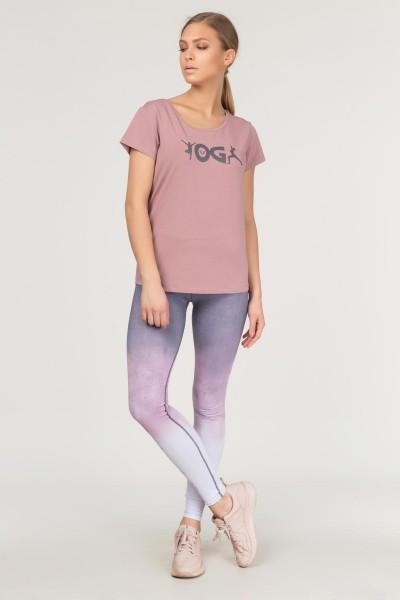 BİLCEE - Bilcee Likralı Pamuklu Kadın T-Shirt FS-4002 (1)