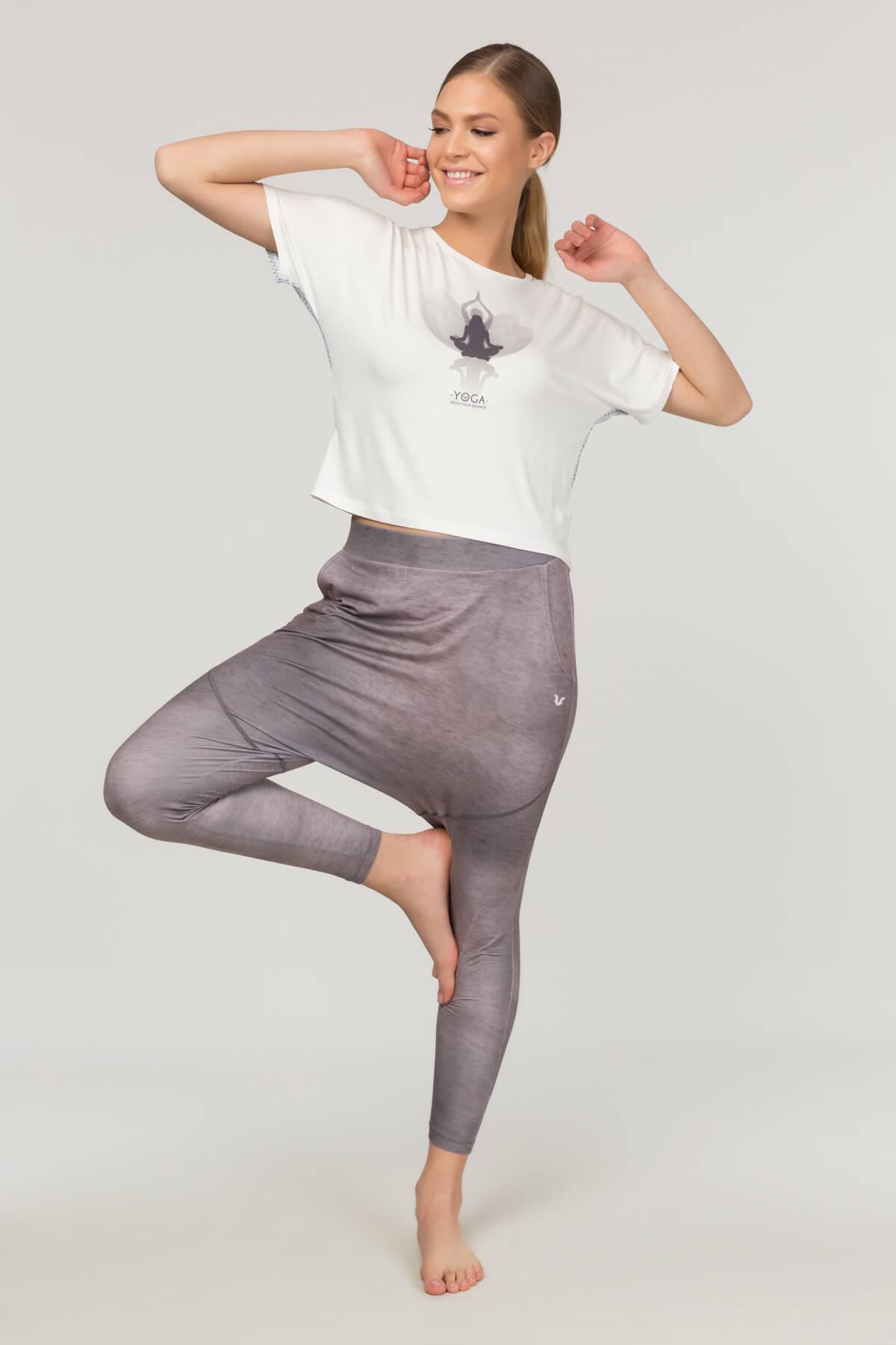 Bilcee Kadın Yoga Şalvarı FS-4005 BİLCEE