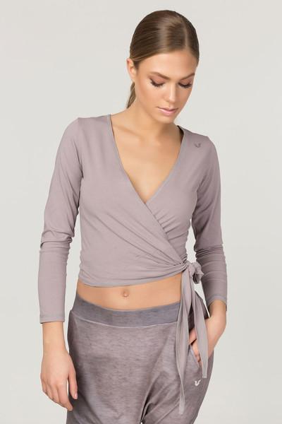 BİLCEE - Bilcee Lila Likralı Pamuk Kadın Ceket FS-4014