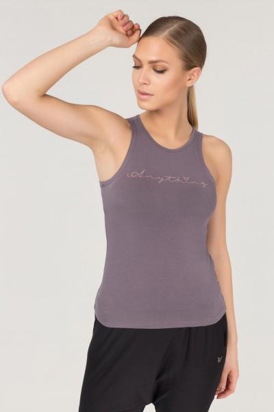 BİLCEE - Bilcee Mor Pamuklu Yoga Kadın Atleti FS-4018