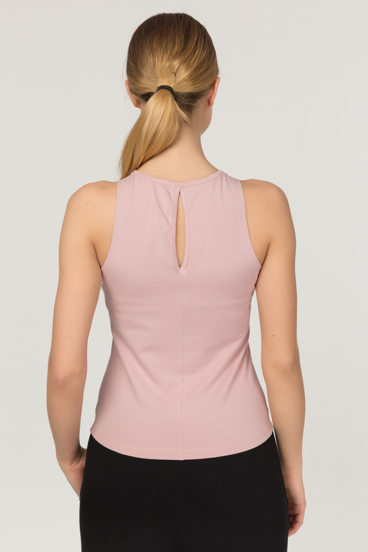 Bilcee Kadın Pamuklu Yoga Atleti FS-4018 BİLCEE