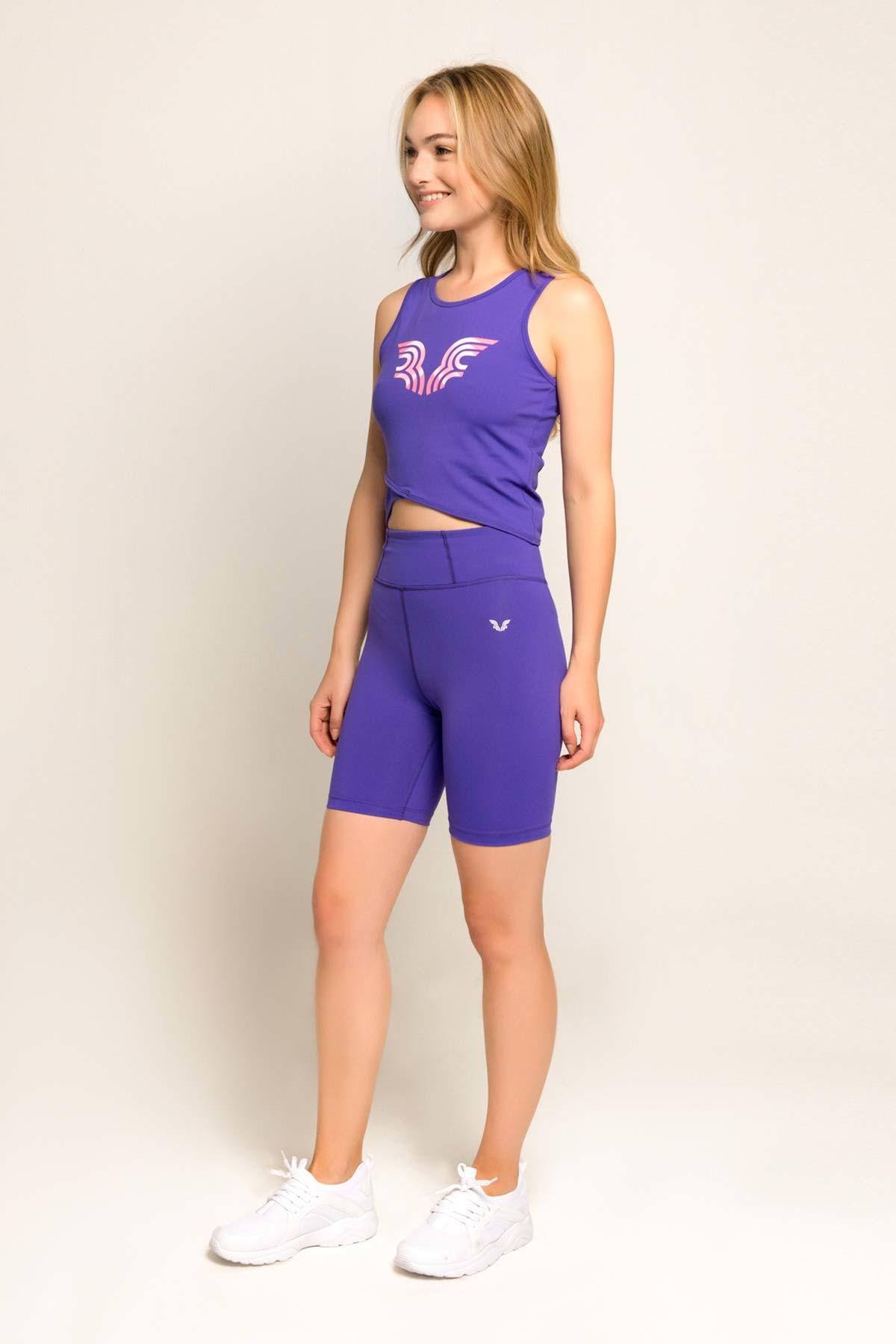 Bilcee Kadın Atlet FS-8062 BİLCEE