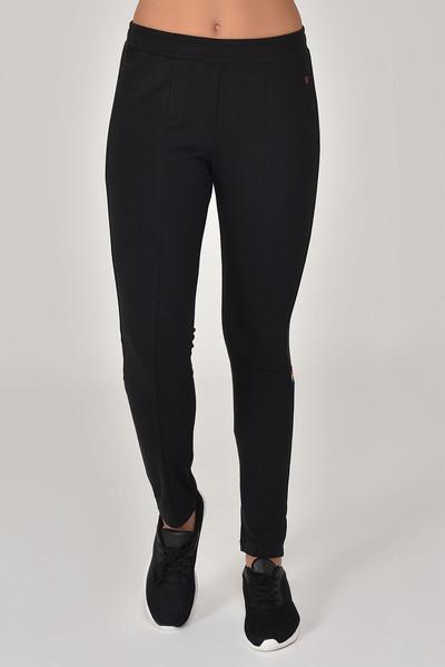 BİLCEE - Bilcee Siyah Kadın Pantolon GS-8095