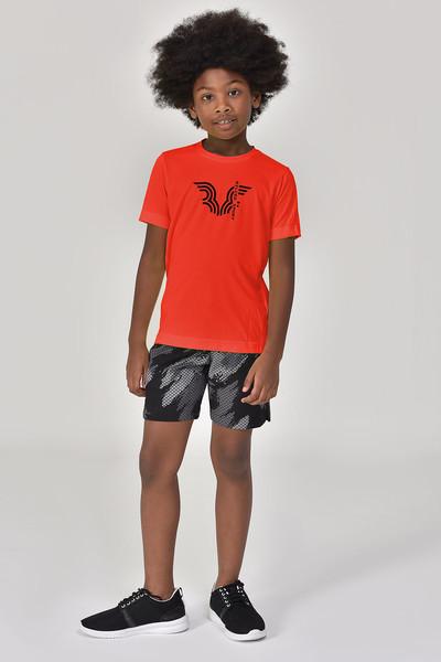 BİLCEE - Bilcee Kırmızı Erkek Çocuk T-Shirt GS-8143 (1)