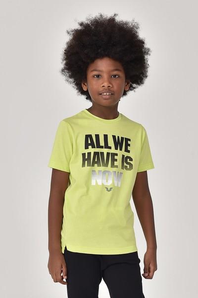 BİLCEE - Bilcee Erkek Çocuk T-Shirt GS-8146