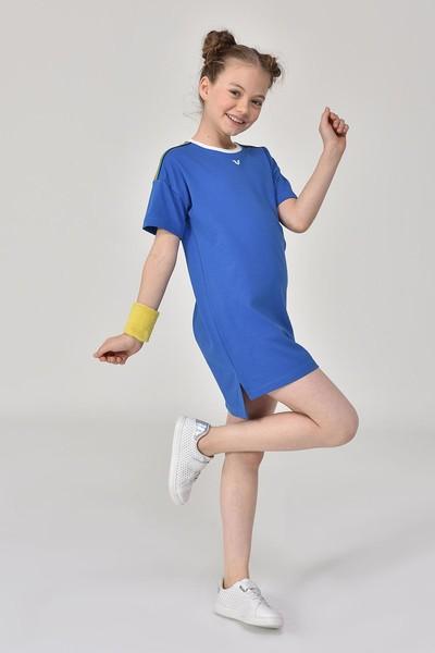BİLCEE - Bilcee Kız Çocuk Elbise GS-8152