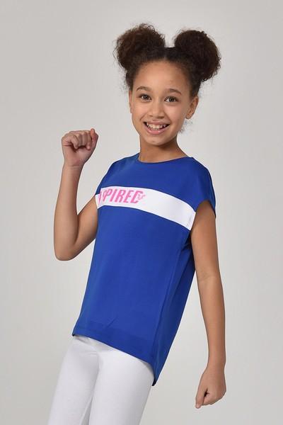 BİLCEE - Bilcee Kız Çocuk T-Shirt GS-8157