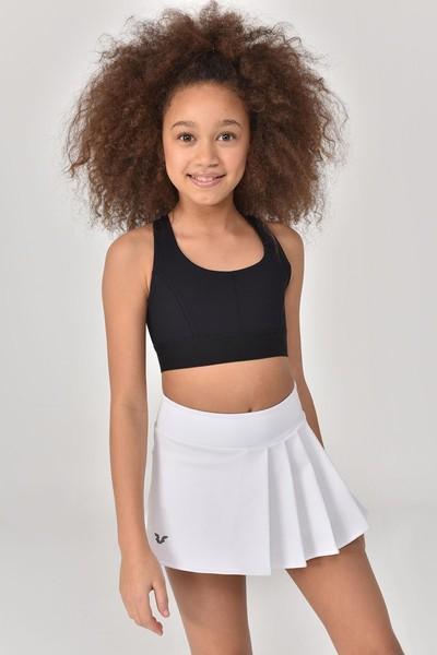 BİLCEE - Bilcee Siyah Kız Çocuk Sporcu Sütyeni GS-8160