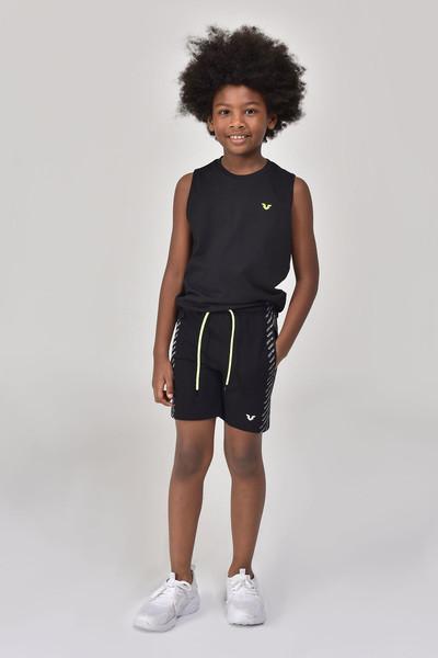 BİLCEE - Bilcee Siyah Erkek Çocuk Şort GS-8162 (1)