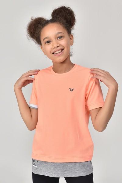 BİLCEE - Bilcee Kız Çocuk T-Shirt GS-8163