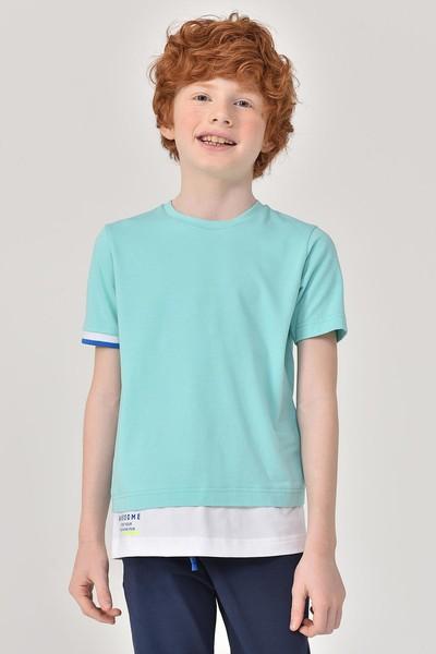 - Bilcee Erkek Çocuk T-Shirt GS-8163