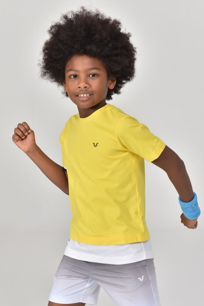 BİLCEE - Bilcee Erkek Çocuk T-Shirt GS-8163