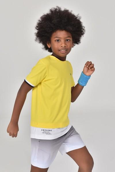 BİLCEE - Bilcee Erkek Çocuk T-Shirt GS-8163 (1)