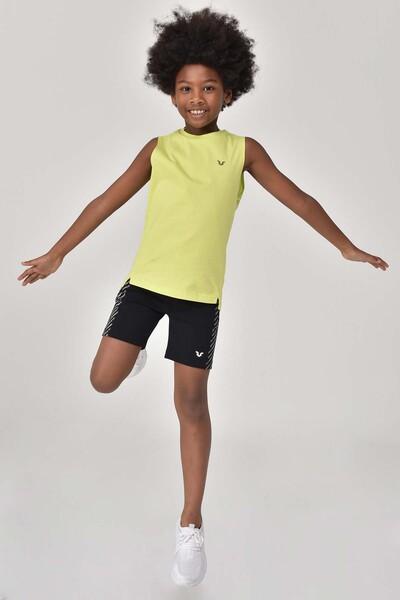 BİLCEE - Bilcee A.Yeşil Erkek Çocuk Atlet GS-8164 (1)