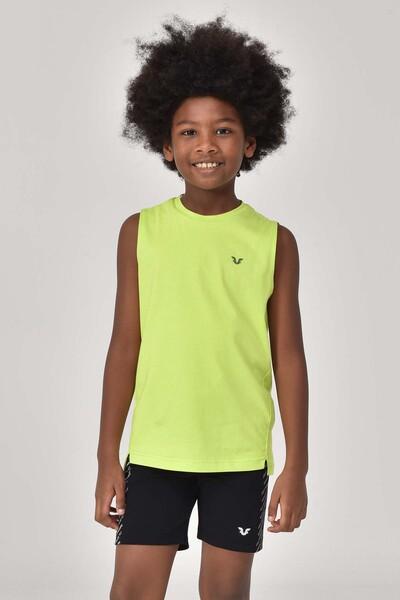 Bilcee A.Yeşil Erkek Çocuk Atlet GS-8164