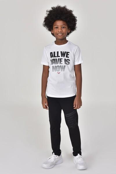 BİLCEE - Bilcee Siyah Erkek Çocuk Pantolon GS-8165 (1)