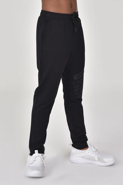 BİLCEE - Bilcee Siyah Erkek Çocuk Pantolon GS-8165