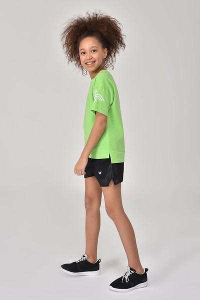 BİLCEE - Bilcee Unisex Çocuk T-Shirt GS-8179 (1)