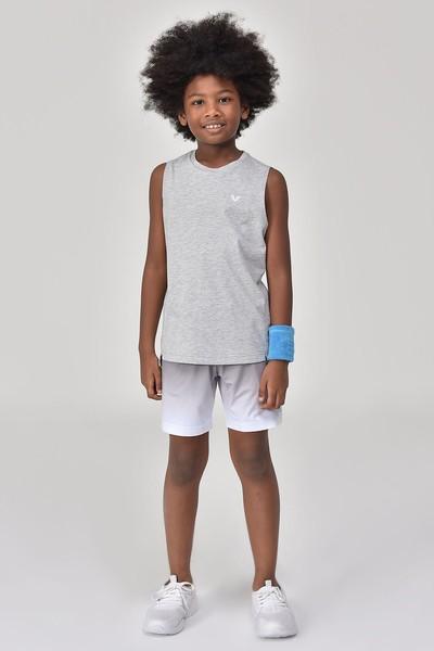 BİLCEE - Bilcee Siyah Erkek Çocuk Şort GS-8183 (1)