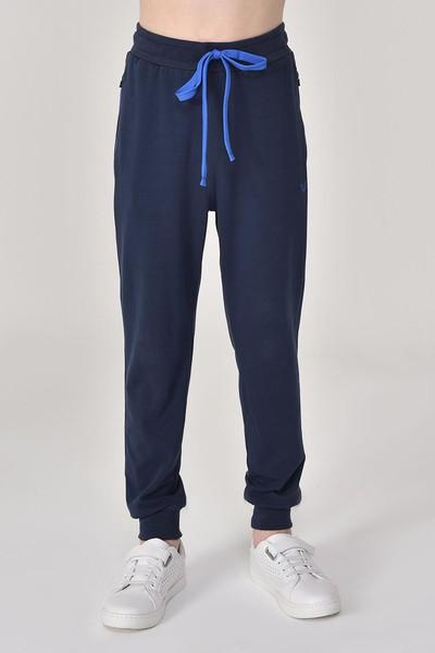 BİLCEE - Bilcee Lacivert Erkek Çocuk Pantolon GS-8184