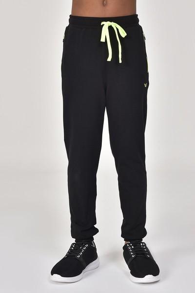 BİLCEE - Bilcee Siyah Erkek Çocuk Pantolon GS-8184