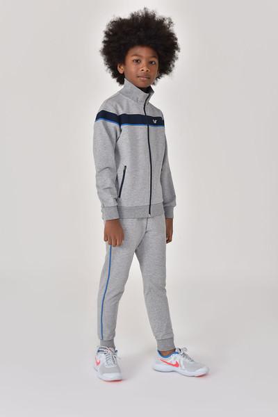 BİLCEE - Bilcee Gri Erkek Çocuk Eşofman Üstü GS-8188 (1)