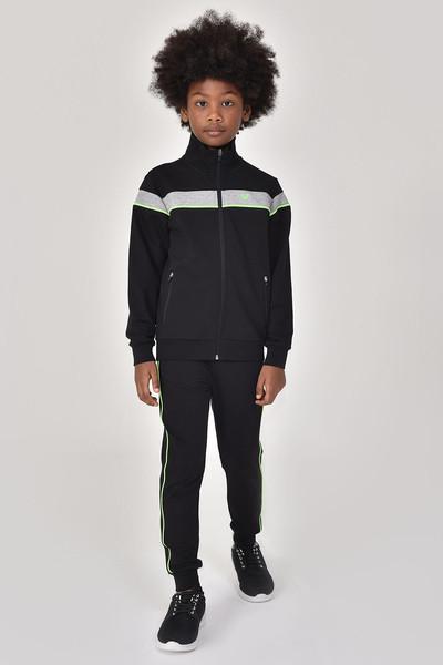 BİLCEE - Bilcee Siyah Erkek Çocuk Pantolon GS-8189 (1)