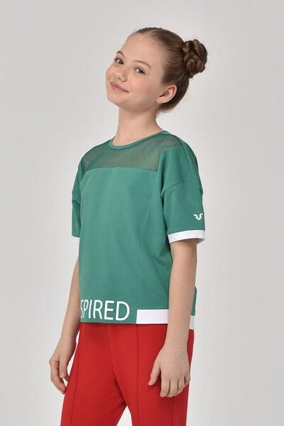 - Bilcee Kız Çocuk T-Shirt GS-8193