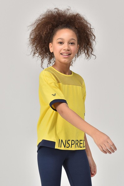 - Bilcee Kız Çocuk T-Shirt GS-8193 (1)