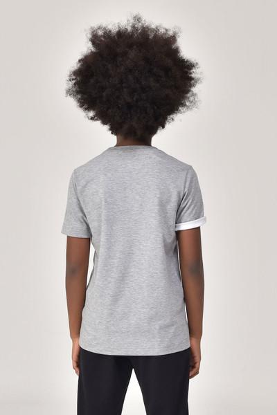 BİLCEE - Bilcee Gri Erkek Çocuk T-Shirt GS-8194 (1)