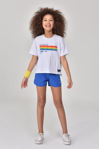 BİLCEE - Bilcee Kız Çocuk Şort GS-8197 (1)