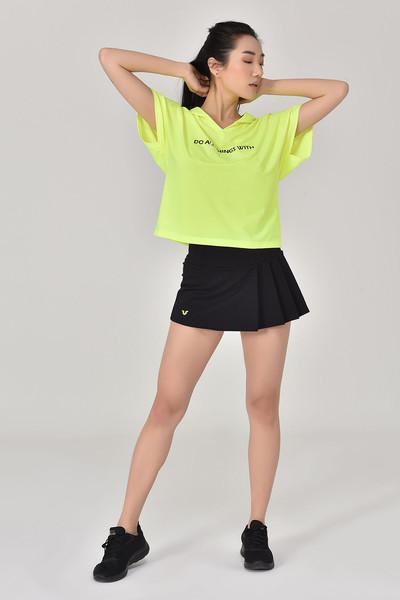 BİLCEE - Bilcee A.Yeşil Kadın T-Shirt GS-8607 (1)
