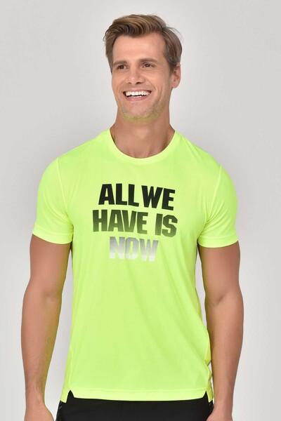 BİLCEE - Bilcee A.Yeşil Erkek T-Shirt GS-8803