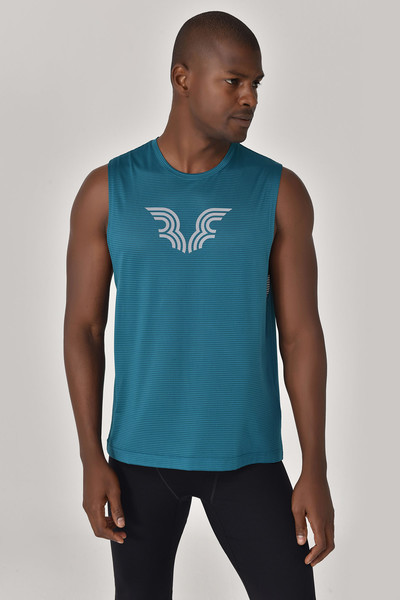 BİLCEE - Bilcee Mavi Erkek Atlet GS-8895
