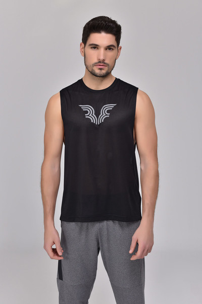 BİLCEE - Bilcee Siyah Erkek Atlet GS-8895