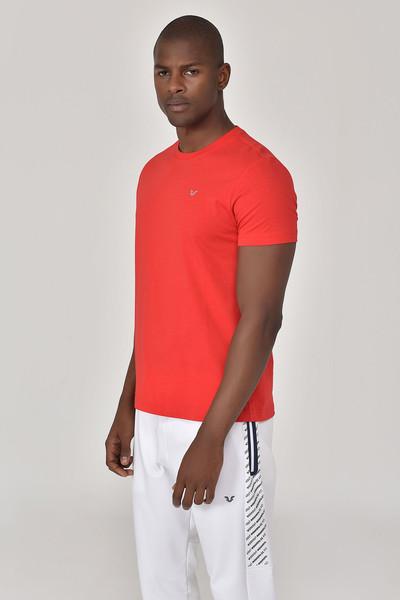BİLCEE - Bilcee Kırmızı Erkek T-shirt GS-8897 (1)