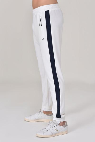 BİLCEE - Bilcee Beyaz Erkek Örme Pantolon GS-8923 (1)