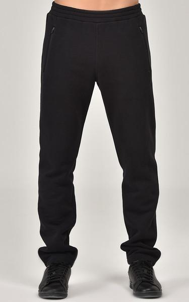 BİLCEE - Bilcee Siyah Kışlık Erkek Eşofman Altı FW-1496