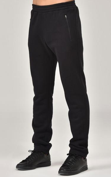 BİLCEE - Bilcee Siyah Kışlık Erkek Eşofman Altı FW-1496 (1)