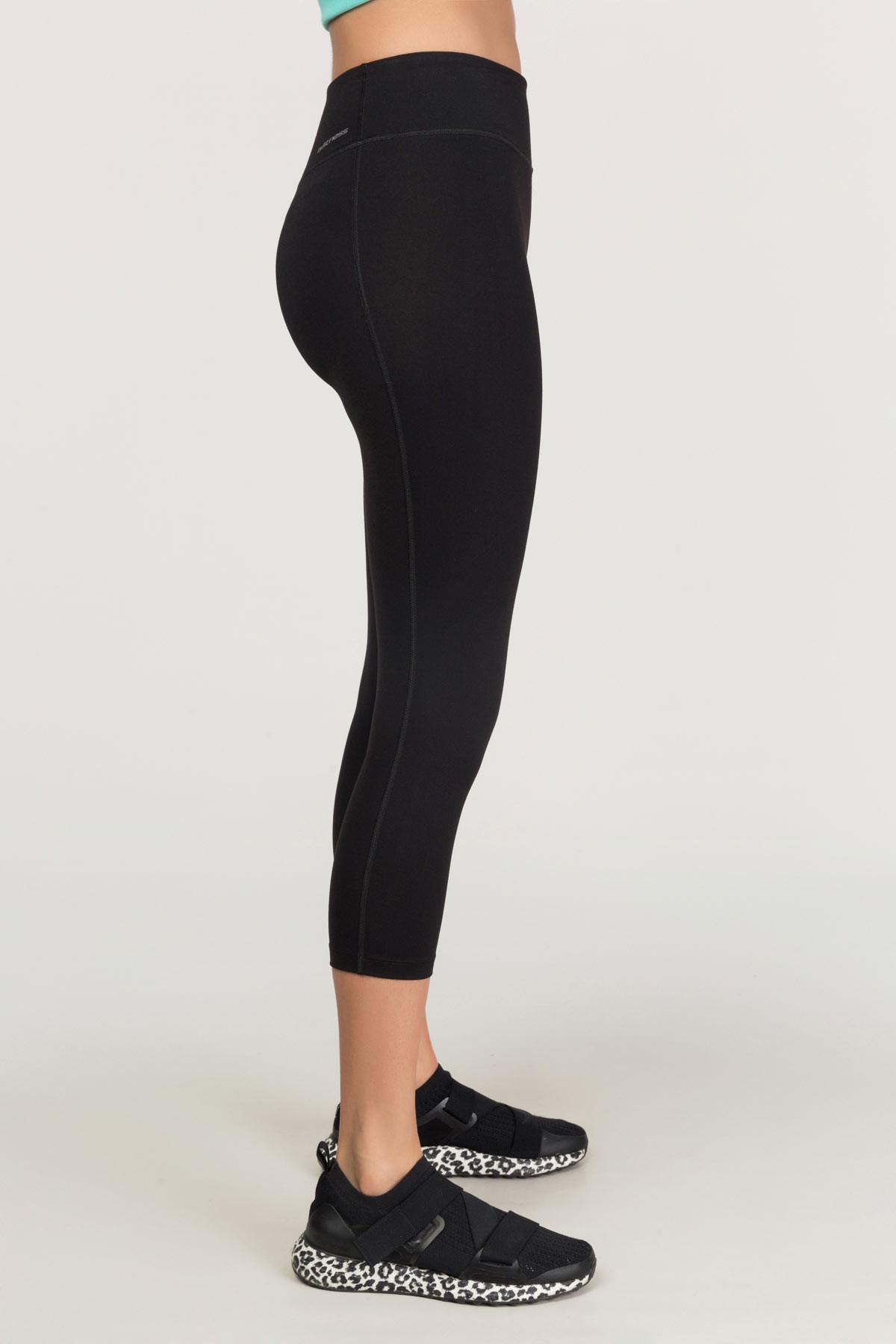 Bilcee 3/4 Kısa Sporcu Kadın Taytı DS-1740 BİLCEE