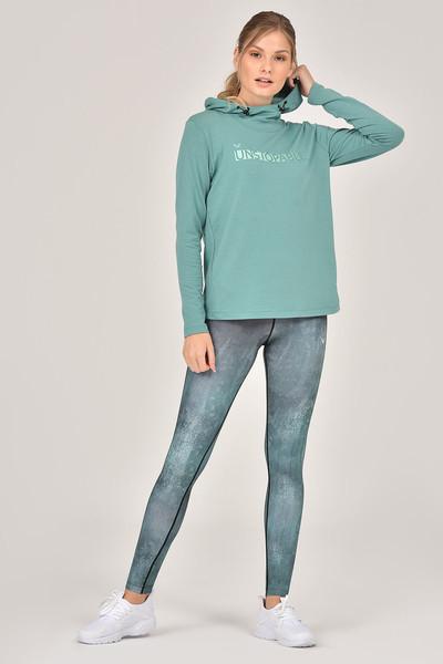 BİLCEE - Bilcee Viskon Kadın Sweatshirt FW- 1339 (1)