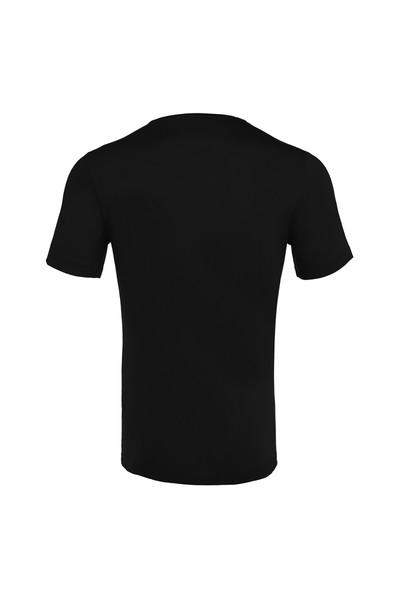 MACRON - Macron Siyah T-shirt 903309 (1)