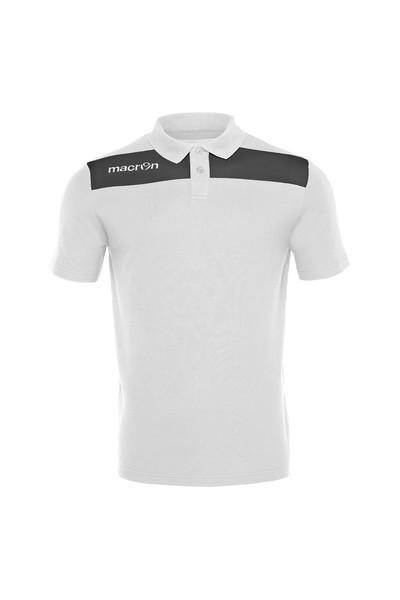MACRON - Macron Beyaz Polo Yaka T-shirt 90490128